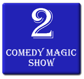 Los Angeles Comedy Magician Show